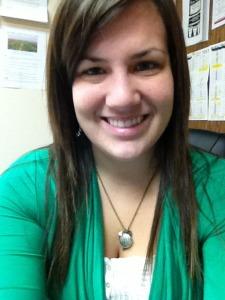 I've gone green! Get it? ;)